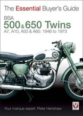 The Essential Buyers Guide Bsa 500 & 600 Twins