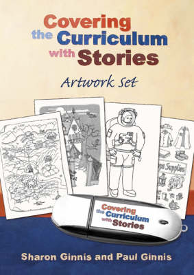Covering the Curriculum with Stories: Artwork Set
