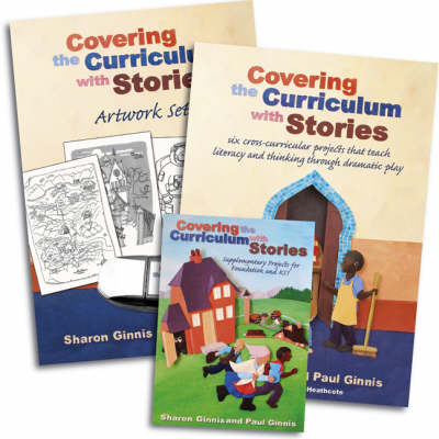 Covering the Curriculum with Stories - Bundle