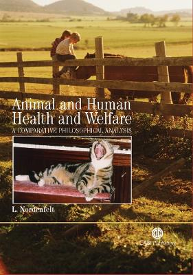 Animal and Human Health and Welfare: A Comparative Philosophical Analysis