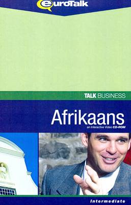 Talk Business - Afrikaans: An Interactive Video CD-ROM - Intermediate Level