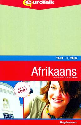 Afrikaans - Talk the Talk: Interactive Video CD-ROM - Beginners+ Level