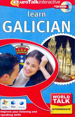 World Talk - Learn Galician: Improve Your Listening and Speaking Skills