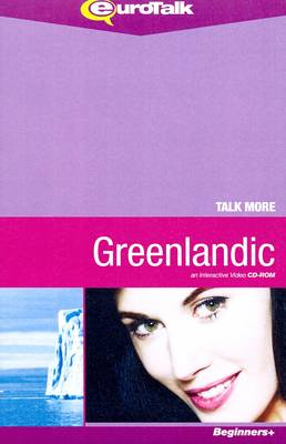 Talk More - Greenlandic: An Interactive Video CD-ROM