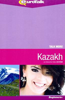Talk More - Kazakh: An Interactive Video CD-ROM