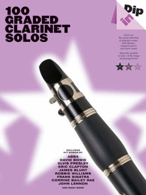 Dip In: 100 Graded Clarinet Solos
