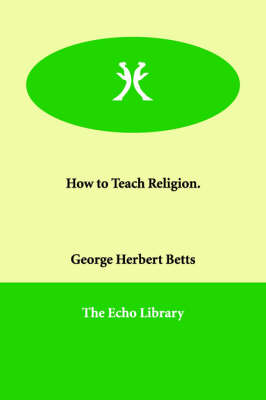 How to Teach Religion.