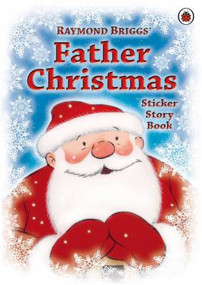 """Father Christmas"" Sticker Story Book"
