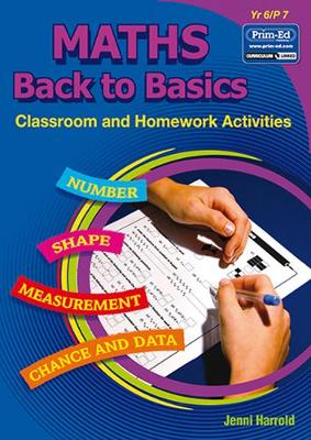 Maths Homework: Back to Basics Activities for Class and Home: Bk. F