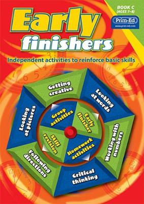 Early Finishers: Independent Activities to Reinforce Basic Skills: Bk. C