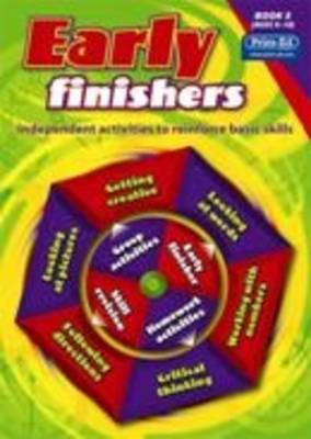 Early Finishers: Independent Activities to Reinforce Basic Skills: Bk. D