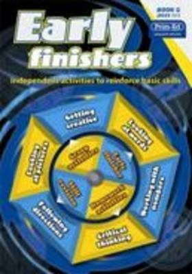 Early Finishers: Independent Activities to Reinforce Basic Skills: Bk. G