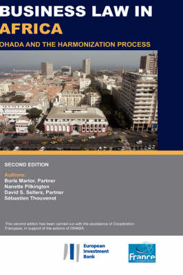 OHADA and the Harmonization Process: Business Law in Africa