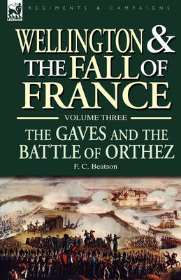Wellington and the Fall of France Volume III: The Gaves and the Battle of Orthes