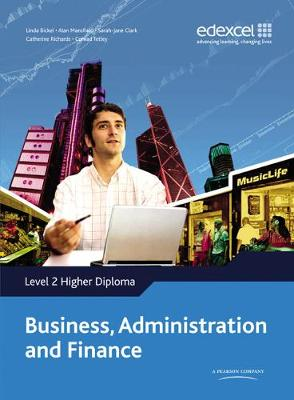 Level 2 Higher Diploma in Business Administration and Finance Student Book