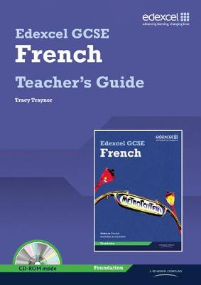 Edexcel GCSE French Foundation Teachers Guide and CDROM