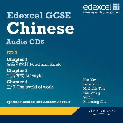 Edexcel GCSE Chinese Audio CD 3