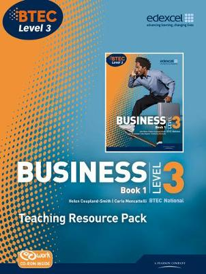 BTEC Level 3 National Business Teaching Resource Pack