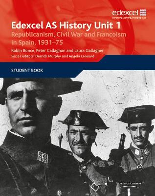 Edexcel GCE History Unit 1 E/F4 Republicanism, Civil War and Francoism in Spain, 1931