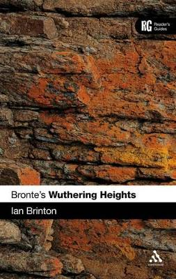 Bronte's Wuthering Heights