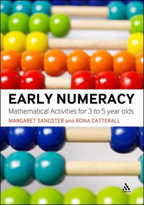 Early Numeracy: Mathematics Activities for 3-5 Year Olds