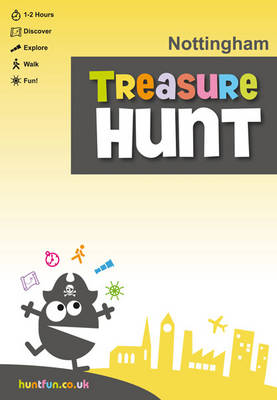 Nottingham Treasure Hunt on Foot