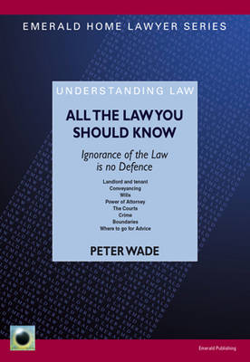 All The Law You Should Know: Ignorance of the Law is No Defence