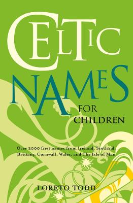 Celtic Names for Children