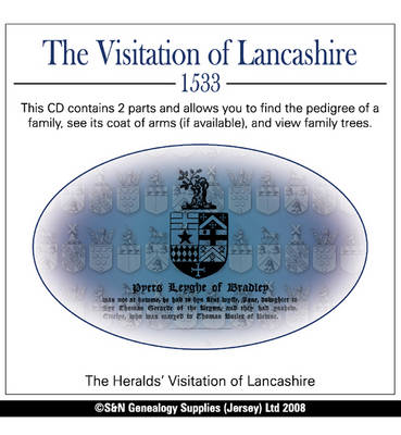 Lancashire, the Visitation of Lancashire 1533