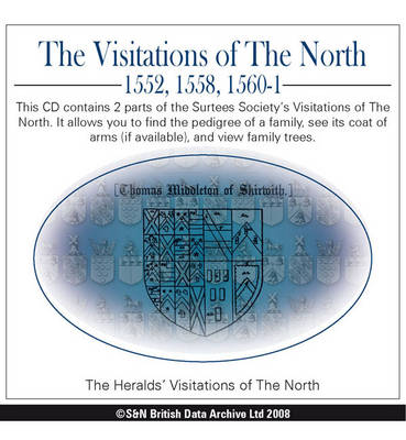 Lancashire, the Visitations of the North 1552, 1558 and 1560-1