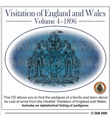 Visitation of England and Wales 1896: v. 4