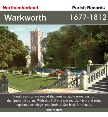 Northumberland, Warkworth Parish Registers 1677-1812