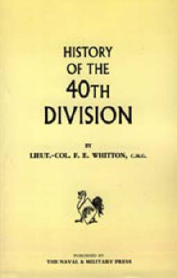 History of the 40th Division