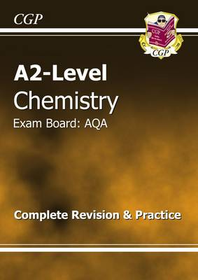 A2-Level Chemistry AQA Complete Revision & Practice