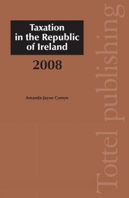 Taxation in the Republic of Ireland 2008: 2008