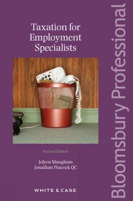 Taxation for Employment Specialists