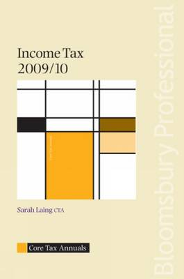 Core Tax Annual: Income Tax 2009/10: 2009/10