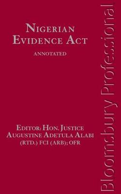 Nigerian Evidence Act: Annotated