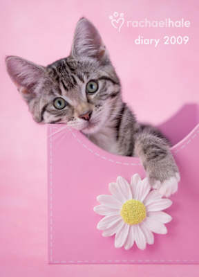 Official Rachael Hale Cats Mini Diary 2009