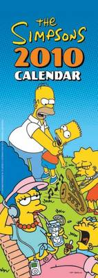 "Official the ""Simpsons"" 2010 Slim Calendar"