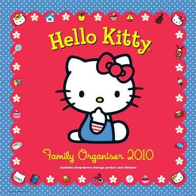 Official Hello Kitty 2010 Family Planner