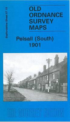 Pelsall (South) 1901: Staffordshire Sheet 57.15