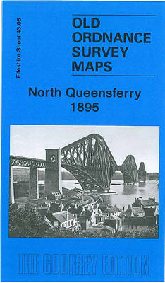 North Queensferry 1895: Fifeshire Sheet 43.06