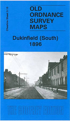 Dukinfield (South) 1896: Cheshire Sheet 3.13