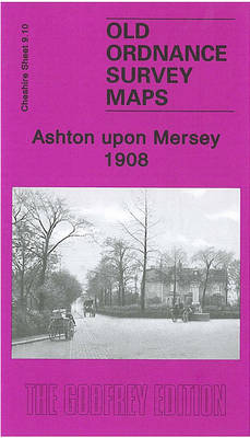 Ashton Upon Mersey 1908: Cheshire Sheet 9.10