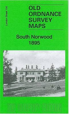 South Norwood 1895: London Sheet 150.2