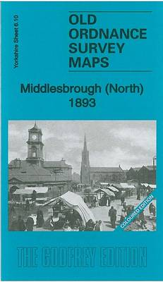 Middlesbrough (North) 1893: Yorkshire Sheet 6.10a