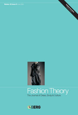 Fashion Theory: The Journal of Dress, Body and Culture: v.12