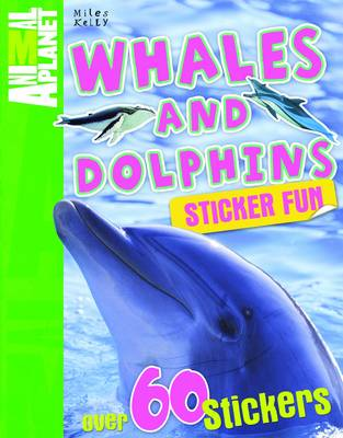 Whales & Dolphins Sticker Book