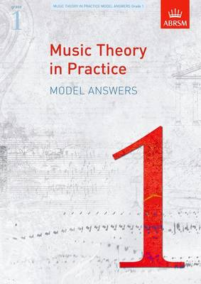 Music Theory in Practice: Grade 1: Answers